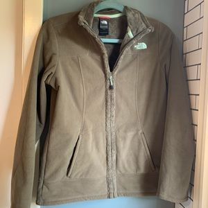 North Face Fur Lined Women's Jacket